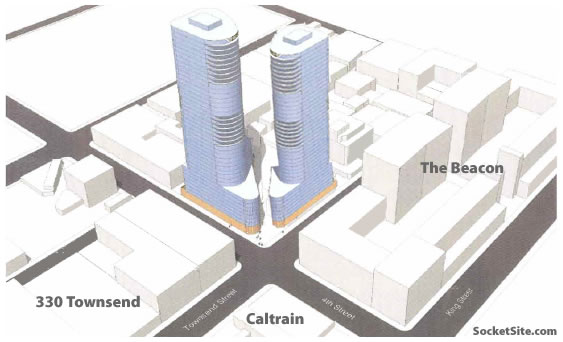 Context For Two Towers And More At Townsend And Fourth