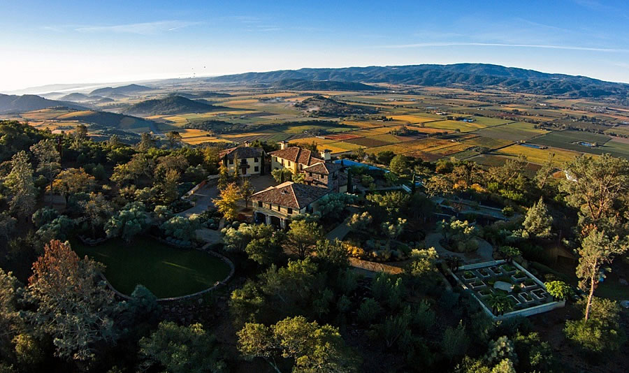Stunning Napa Valley View Estate On The Market For $27.5M
