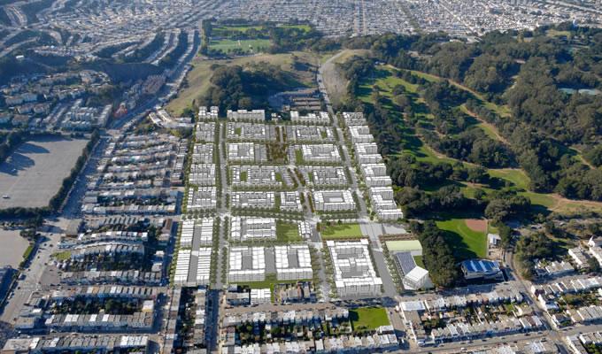 Sunnydale Aerial Plan