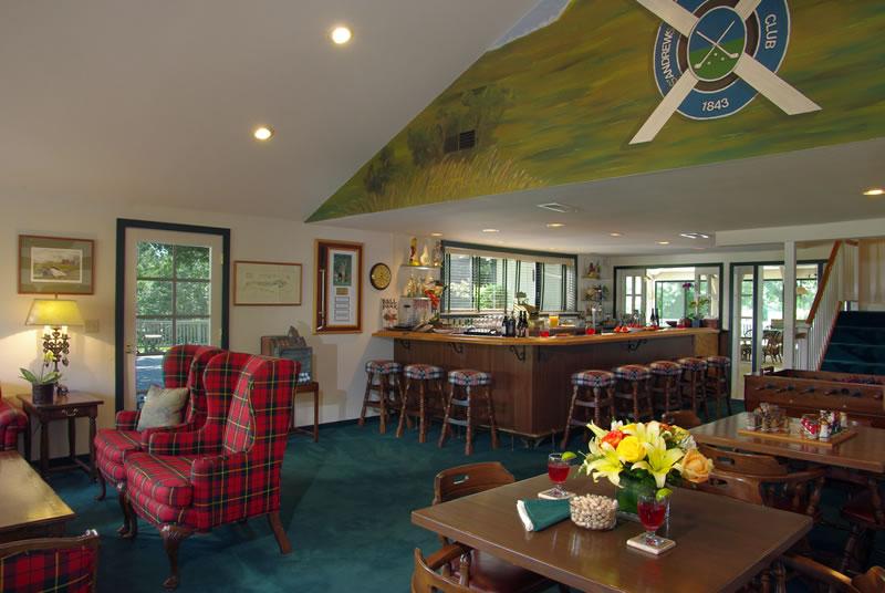 Vineyard Knolls Club House Bar