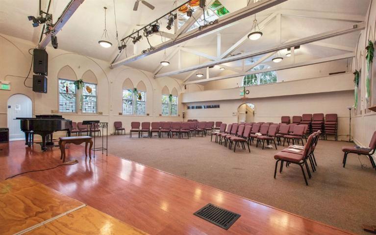 150 Eureka Hall