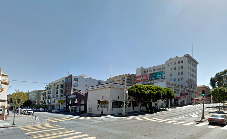 1675 Pacific Avenue Site