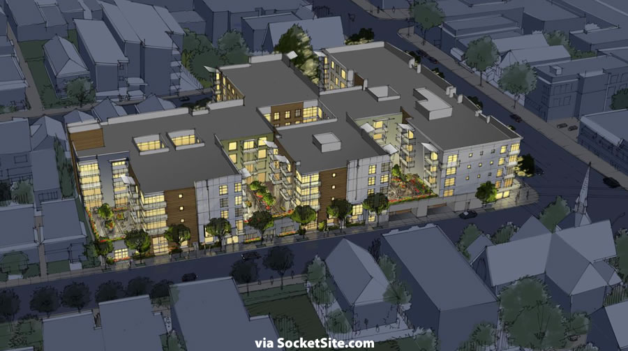 Plans For 162-Unit Pill Hill Development Dusted Off