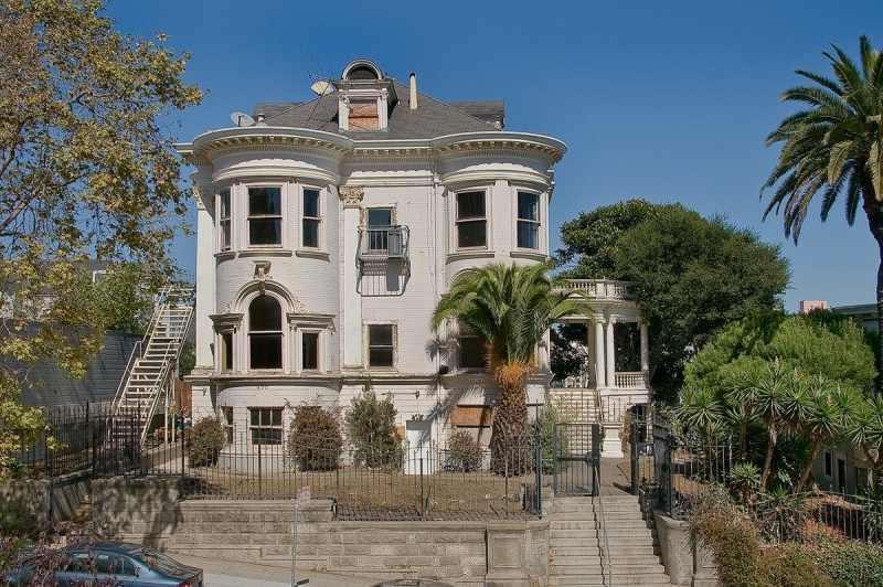 $200K Price Cut For Historic Alamo Square Mansion