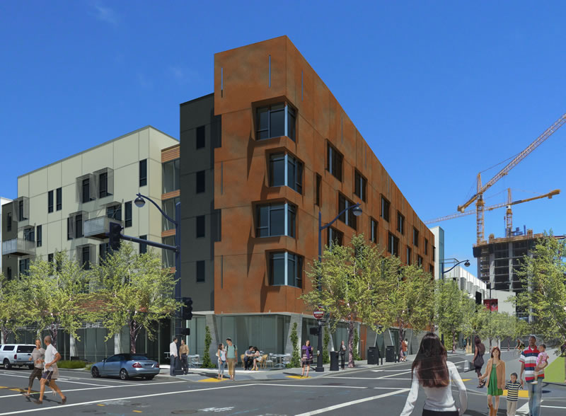 Affordable 200-Unit Mission Bay Building Slated To Break Ground