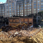 Save Two Facades, Site Cleared For Pine Street Towers To Rise