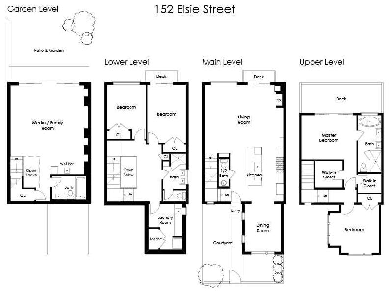 152 Elsie Floor Plan