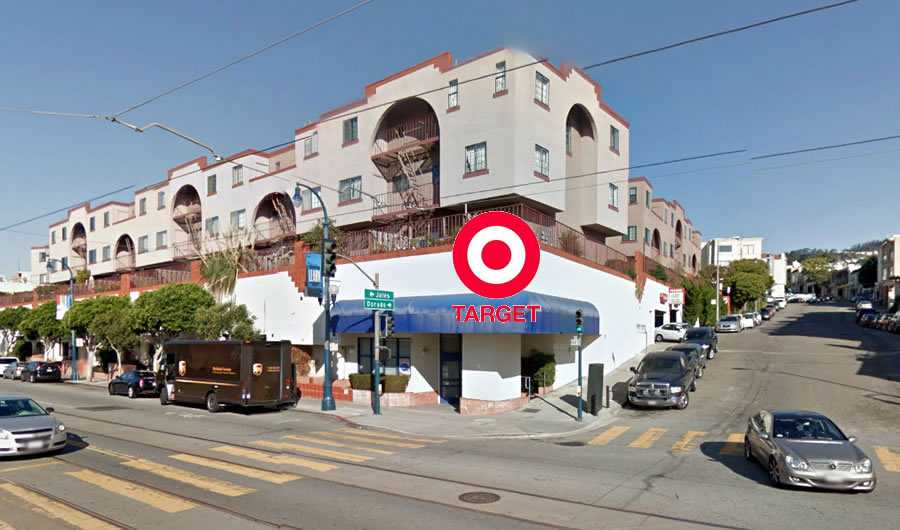 Target Could Hit Its Mark On Ocean Avenue Next Month