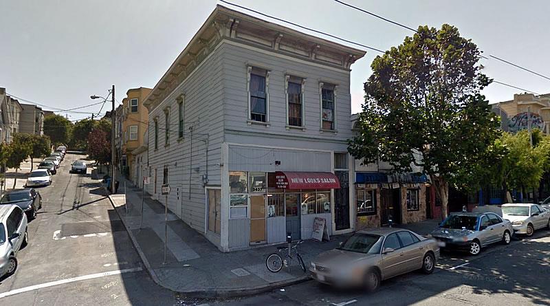 3437 Mission Street