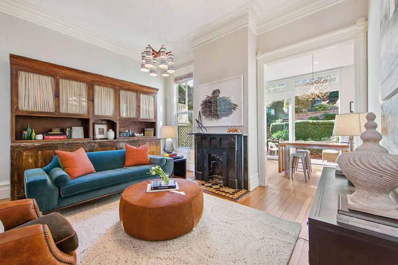 50 Buena Vista Terrace Family Room