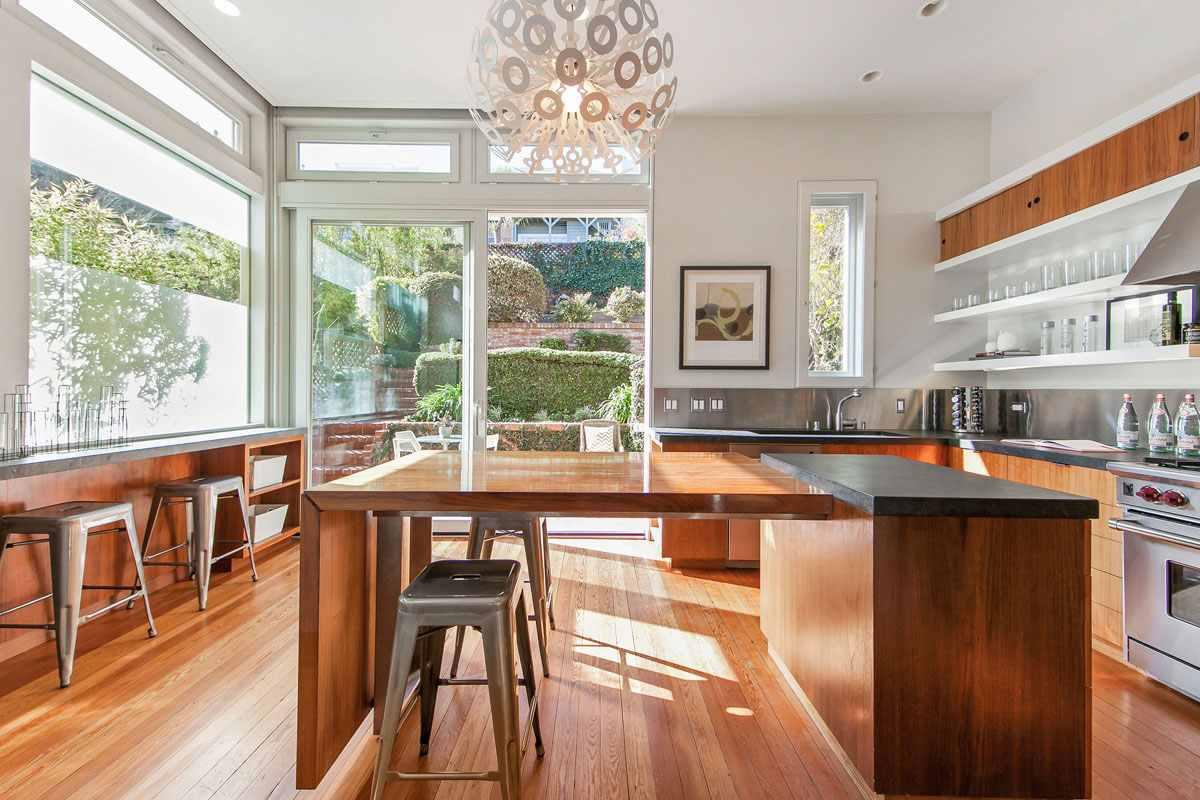 50 Buena Vista Terrace Kitchen