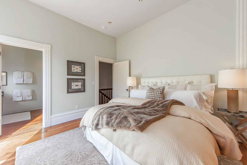 50 Buena Vista Terrace Master Bed