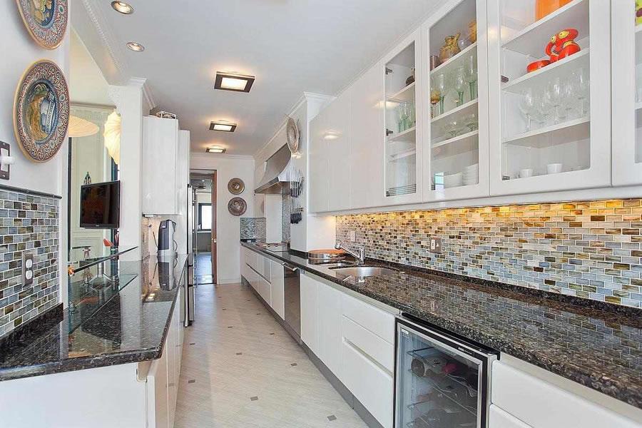 631 O'Farrell Penthouse Kitchen