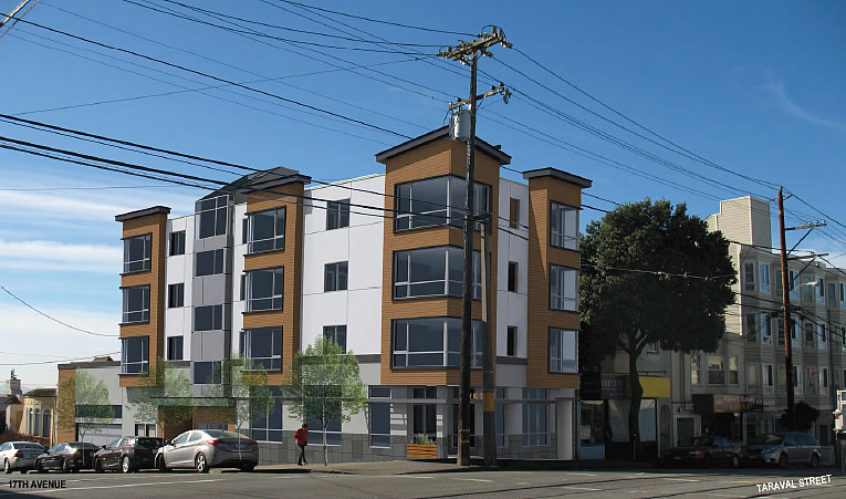 Planning Code Could Derail Parkside Project