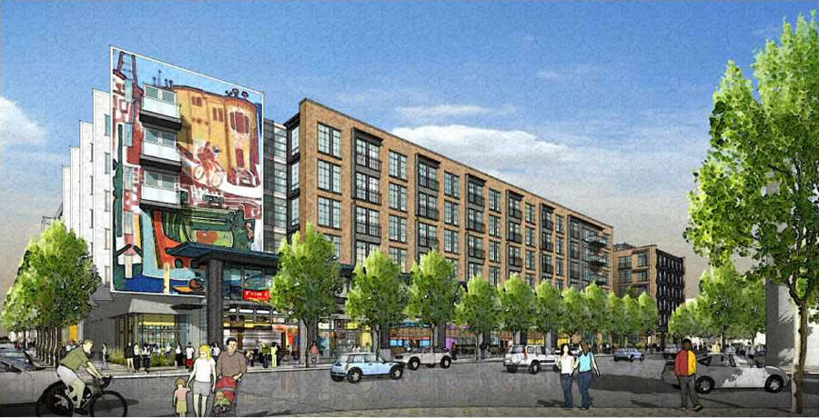Impacts and Hearing for 395-Unit Lower Potrero Hill Development