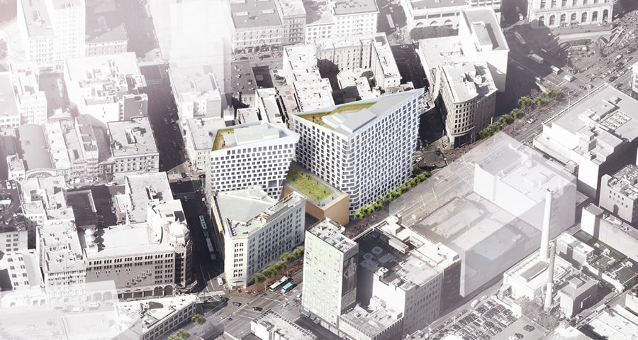 Downsized Mid-Market Development Completely Redesigned