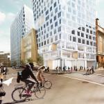 Modern Mid-Market Development Downsized, Art Center Cut