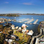 $500K Cut for a Barge, Cottage and Harbor on the Bay