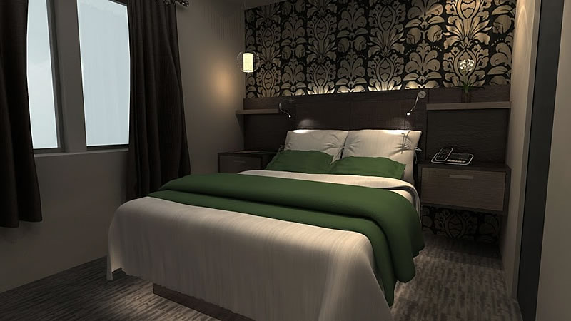 Hotel EPIK Room