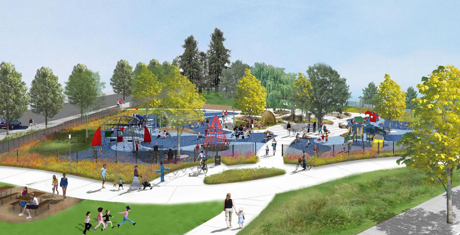Mission Bay Children's Park Coming soon