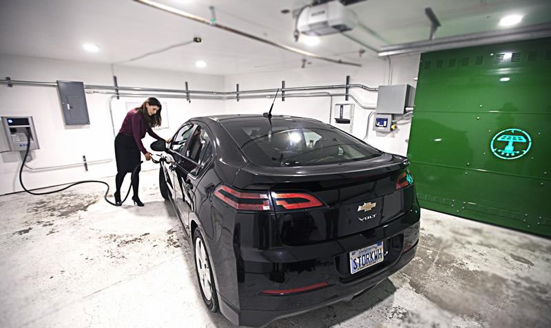 Battles Over EV Charging Stations Brewing
