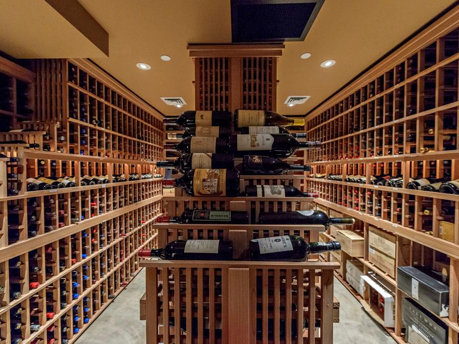 10 Serenity Lane Wine Cellar