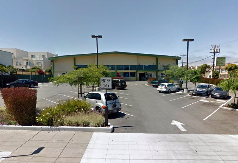 A Replacement Grocery (Outlet) Is Budding In Portola