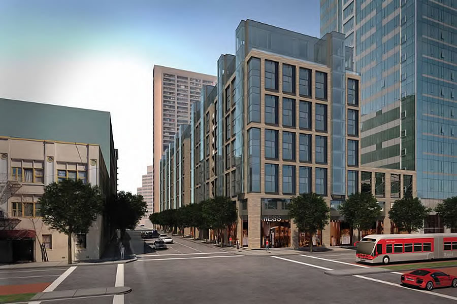 420-Unit Building At Hayes And Van Ness Ready For Review/Vote