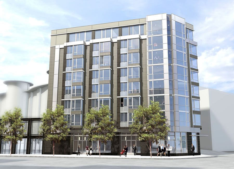Redesigned Market Street Development Moving Forward
