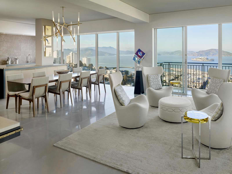 The Priciest Apartment in San Francisco at $3,165 Per Square Foot