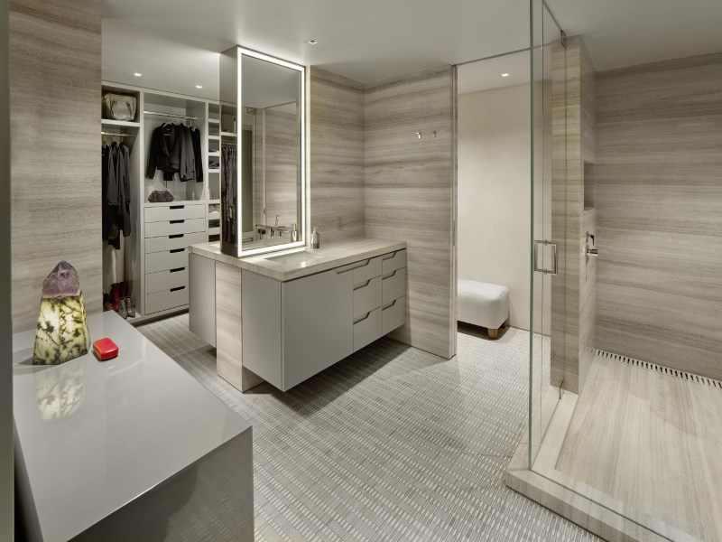 1750 Taylor #1601 Master Bathroom