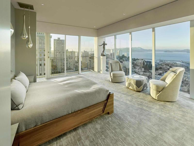 1750 Taylor #1601 Master Bedroom