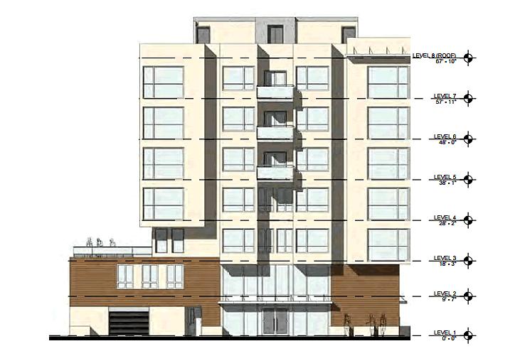 1801 Mission Street Design