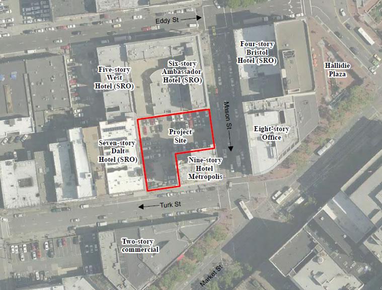 Mason and Turk Development Site