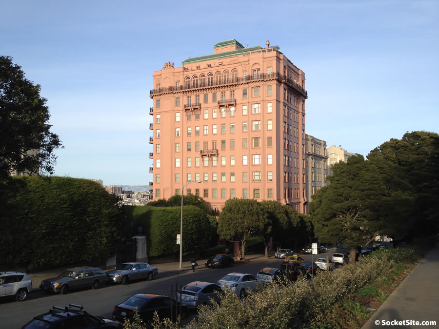 Nearly $6,000 per Square Foot in Pac Heights (Two Years Ago)