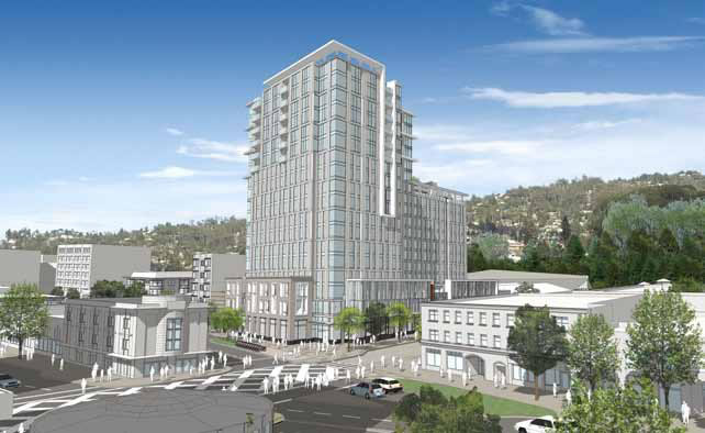 Revised Designs And Timing For 18-Story Berkeley High-Rise