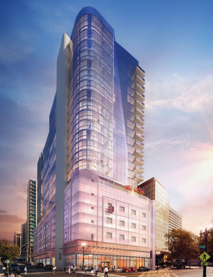 24-Story Oakland Tower Could Be Fast-Tracked For Development