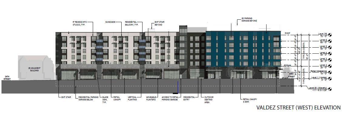2302-2342 Valdez Street Design