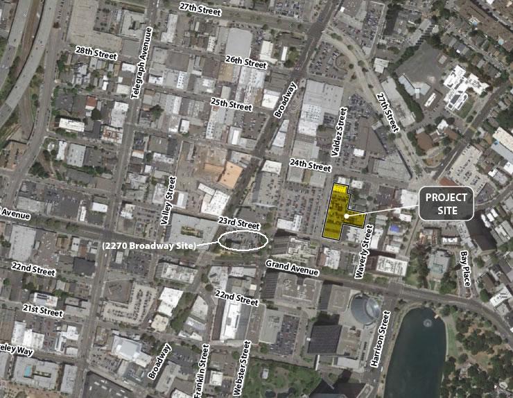 2302-2342 Valdez Street Site