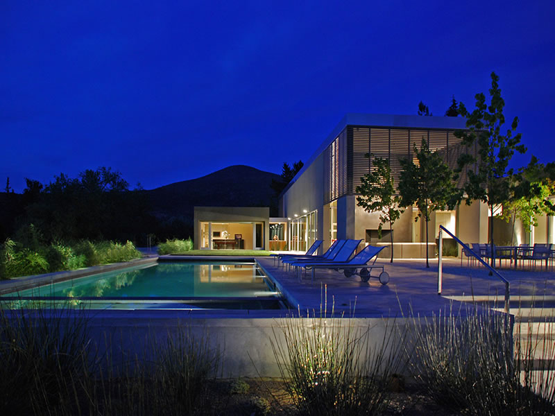 Modern Napa Estate On The Market For $12M