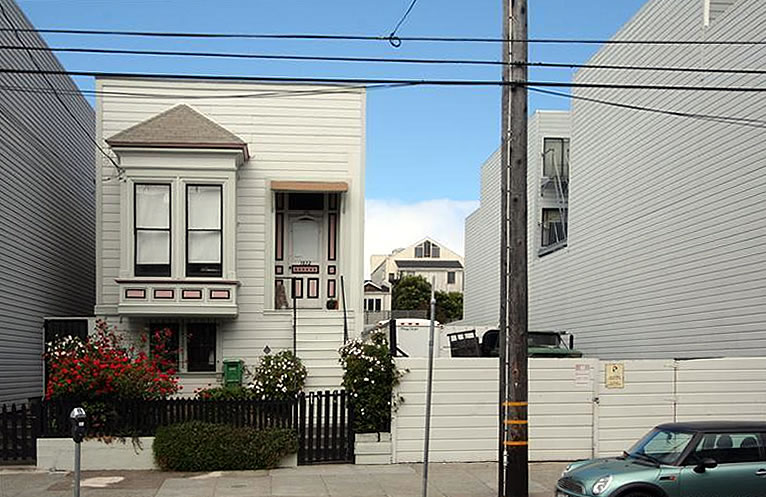 Asking $5.5M for a Two-Bedroom Noe Home!