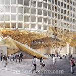 First Peek at Plaza Which Could Transform Market at Van Ness