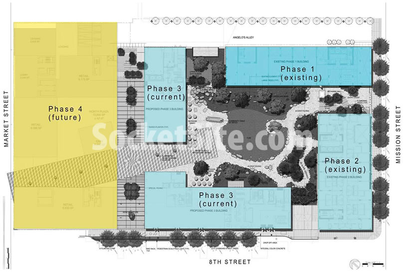 Trinity Place Phase Map