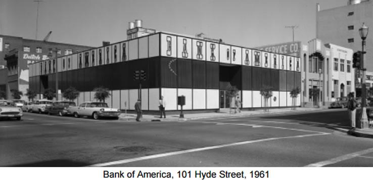 101 Hyde Circa 1961