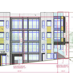 Plans For Housing To Rise Behind Bottom Of The Hill