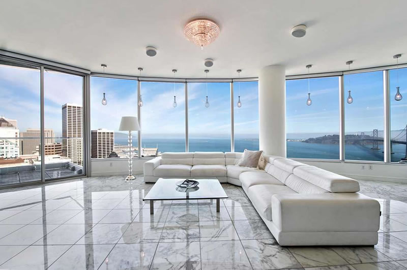 "The Infamous ""G"" Unloading Infinity Penthouse, Asking $12M"