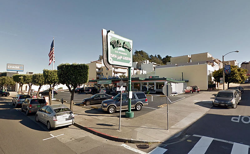 3355 Geary Site