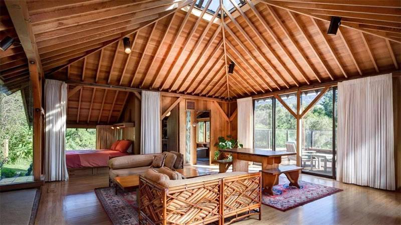 430 Horseshoe Hill Bolinas - Cottage Interior