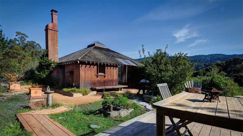 430 Horseshoe Hill Bolinas - Cottage