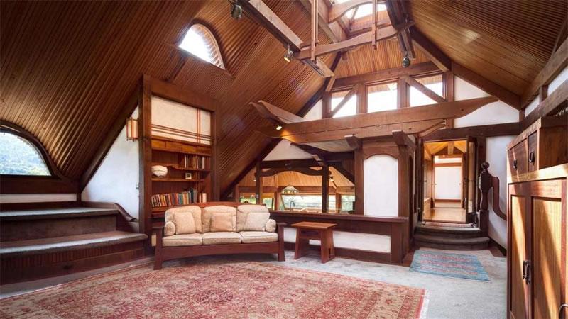 430 Horseshoe Hill Bolinas - Interior